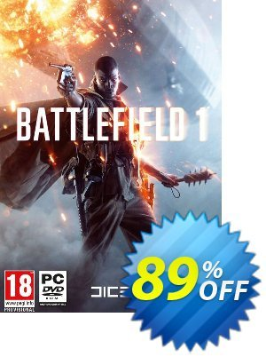 Battlefield 1 PC Coupon discount Battlefield 1 PC Deal. Promotion: Battlefield 1 PC Exclusive offer for iVoicesoft