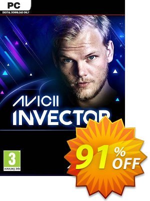 AVICII Invector PC 優惠券,折扣碼 AVICII Invector PC Deal,促銷代碼: AVICII Invector PC Exclusive offer for iVoicesoft