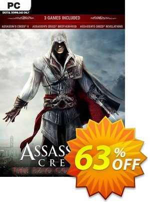 Assassin's Creed The Ezio Collection PC discount coupon Assassin's Creed The Ezio Collection PC Deal - Assassin's Creed The Ezio Collection PC Exclusive offer for iVoicesoft