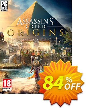 Assassin's Creed: Origins PC discount coupon Assassin's Creed: Origins PC Deal - Assassin's Creed: Origins PC Exclusive offer for iVoicesoft