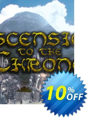 Ascension to the Throne PC discount coupon Ascension to the Throne PC Deal - Ascension to the Throne PC Exclusive offer for iVoicesoft