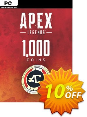 Apex Legends 1000 Coins VC PC Coupon discount Apex Legends 1000 Coins VC PC Deal. Promotion: Apex Legends 1000 Coins VC PC Exclusive offer for iVoicesoft