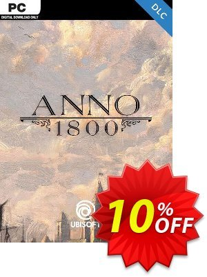 Anno 1800 DLC PC discount coupon Anno 1800 DLC PC Deal - Anno 1800 DLC PC Exclusive offer for iVoicesoft