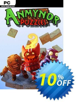 Anmynor Puzzles PC Coupon discount Anmynor Puzzles PC Deal. Promotion: Anmynor Puzzles PC Exclusive offer for iVoicesoft