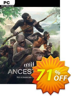 Ancestors - The Humankind Odyssey PC (EU) 프로모션 코드 Ancestors - The Humankind Odyssey PC (EU) Deal 프로모션: Ancestors - The Humankind Odyssey PC (EU) Exclusive offer for iVoicesoft
