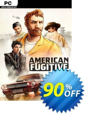 American Fugitive PC Gutschein rabatt American Fugitive PC Deal Aktion: American Fugitive PC Exclusive offer for iVoicesoft