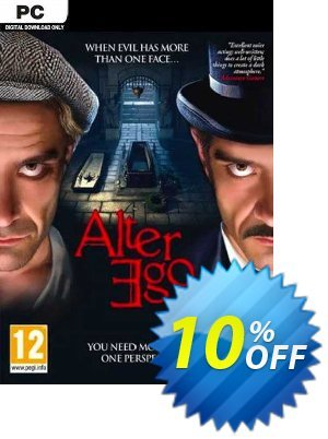 Alter Ego PC Coupon discount Alter Ego PC Deal. Promotion: Alter Ego PC Exclusive offer for iVoicesoft