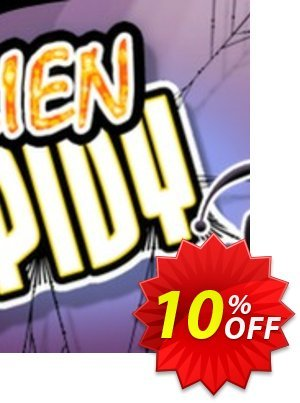 Alien Spidy PC Coupon discount Alien Spidy PC Deal. Promotion: Alien Spidy PC Exclusive offer for iVoicesoft
