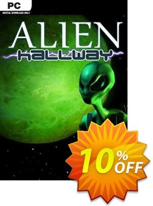 Alien Hallway PC Gutschein rabatt Alien Hallway PC Deal Aktion: Alien Hallway PC Exclusive offer for iVoicesoft