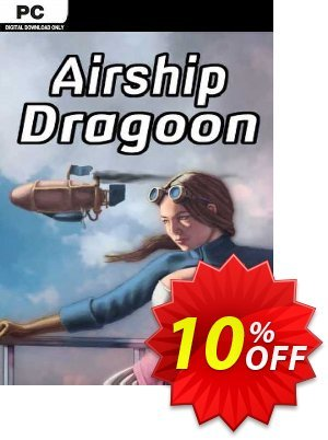 Airship Dragoon PC Coupon discount Airship Dragoon PC Deal. Promotion: Airship Dragoon PC Exclusive offer for iVoicesoft