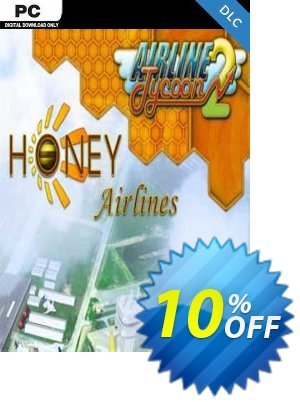 Airline Tycoon 2 Honey Airlines DLC PC discount coupon Airline Tycoon 2 Honey Airlines DLC PC Deal - Airline Tycoon 2 Honey Airlines DLC PC Exclusive offer for iVoicesoft