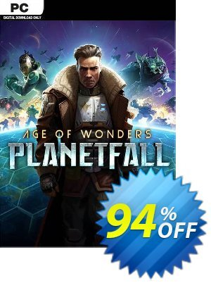Age of Wonders Planetfall PC + DLC discount coupon Age of Wonders Planetfall PC + DLC Deal - Age of Wonders Planetfall PC + DLC Exclusive offer for iVoicesoft