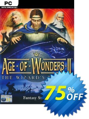 Age of Wonders II 2: The Wizards Throne PC Coupon discount Age of Wonders II 2: The Wizards Throne PC Deal. Promotion: Age of Wonders II 2: The Wizards Throne PC Exclusive offer for iVoicesoft