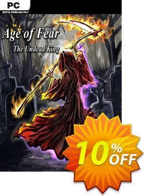 Age of Fear The Undead King PC discount coupon Age of Fear The Undead King PC Deal - Age of Fear The Undead King PC Exclusive offer for iVoicesoft