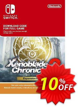 Xenoblade Chronicles 2: Expansion Pass Switch discount coupon Xenoblade Chronicles 2: Expansion Pass Switch Deal - Xenoblade Chronicles 2: Expansion Pass Switch Exclusive offer for iVoicesoft