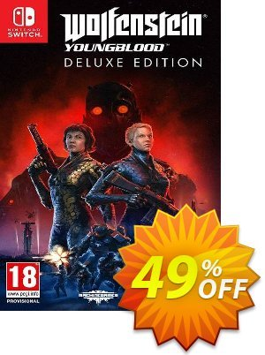 Wolfenstein: Youngblood - Deluxe Edition Switch discount coupon Wolfenstein: Youngblood - Deluxe Edition Switch Deal - Wolfenstein: Youngblood - Deluxe Edition Switch Exclusive offer for iVoicesoft