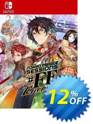 Tokyo Mirage Sessions #FE Encore Switch discount coupon Tokyo Mirage Sessions #FE Encore Switch Deal - Tokyo Mirage Sessions #FE Encore Switch Exclusive offer for iVoicesoft