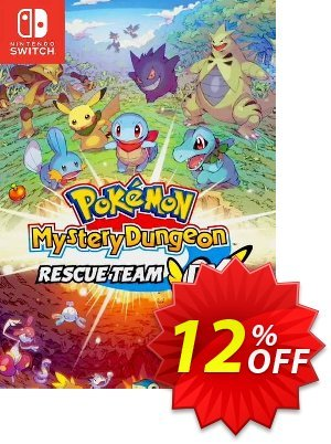 Pokémon Mystery Dungeon: Rescue Team DX Switch 優惠券,折扣碼 Pokémon Mystery Dungeon: Rescue Team DX Switch Deal,促銷代碼: Pokémon Mystery Dungeon: Rescue Team DX Switch Exclusive offer for iVoicesoft