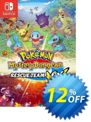 Pokémon Mystery Dungeon: Rescue Team DX Switch Coupon, discount Pokémon Mystery Dungeon: Rescue Team DX Switch Deal. Promotion: Pokémon Mystery Dungeon: Rescue Team DX Switch Exclusive offer for iVoicesoft
