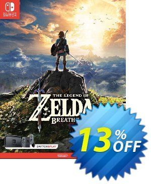 The Legend of Zelda - Breath of the Wild Switch Coupon discount The Legend of Zelda - Breath of the Wild Switch Deal. Promotion: The Legend of Zelda - Breath of the Wild Switch Exclusive offer for iVoicesoft