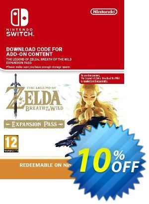 The Legend of Zelda Breath of the Wild Expansion Pass Switch discount coupon The Legend of Zelda Breath of the Wild Expansion Pass Switch Deal - The Legend of Zelda Breath of the Wild Expansion Pass Switch Exclusive offer for iVoicesoft