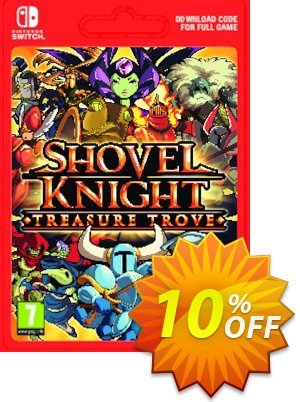 Shovel Knight Treasure Trove Switch discount coupon Shovel Knight Treasure Trove Switch Deal - Shovel Knight Treasure Trove Switch Exclusive offer for iVoicesoft