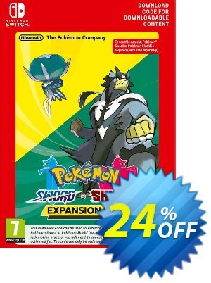 Pokemon Sword and Shield Expansion Pass Switch discount coupon Pokemon Sword and Shield Expansion Pass Switch Deal - Pokemon Sword and Shield Expansion Pass Switch Exclusive offer for iVoicesoft