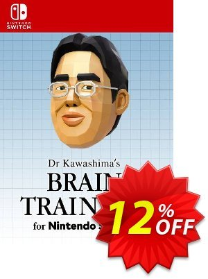 Dr Kawashima's Brain Training Switch discount coupon Dr Kawashima's Brain Training Switch Deal - Dr Kawashima's Brain Training Switch Exclusive offer for iVoicesoft