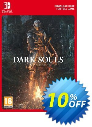 Dark Souls Remastered Switch 프로모션 코드 Dark Souls Remastered Switch Deal 프로모션: Dark Souls Remastered Switch Exclusive offer for iVoicesoft