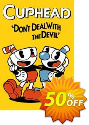 Cuphead PC Coupon discount Cuphead PC Deal. Promotion: Cuphead PC Exclusive Easter Sale offer for iVoicesoft