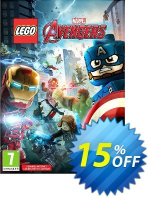 LEGO Avengers PC Coupon discount LEGO Avengers PC Deal. Promotion: LEGO Avengers PC Exclusive Easter Sale offer for iVoicesoft