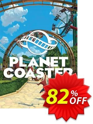 Planet Coaster PC 프로모션 코드 Planet Coaster PC Deal 프로모션: Planet Coaster PC Exclusive Easter Sale offer for iVoicesoft