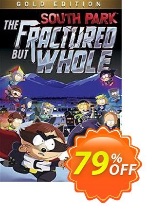 South Park: The Fractured But Whole Gold Edition PC 프로모션 코드 South Park: The Fractured But Whole Gold Edition PC Deal 프로모션: South Park: The Fractured But Whole Gold Edition PC Exclusive Easter Sale offer for iVoicesoft