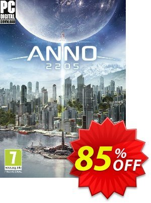 Anno 2205 PC discount coupon Anno 2205 PC Deal - Anno 2205 PC Exclusive Easter Sale offer for iVoicesoft