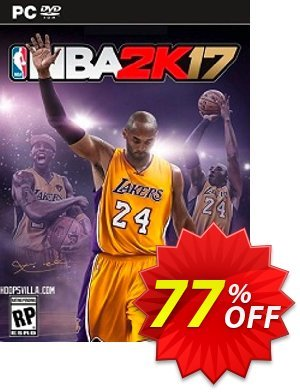 NBA 2K17 PC discount coupon NBA 2K17 PC Deal - NBA 2K17 PC Exclusive Easter Sale offer for iVoicesoft