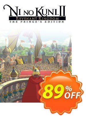 Ni No Kuni II Revenant Kingdom - Princes Edition PC discount coupon Ni No Kuni II Revenant Kingdom - Princes Edition PC Deal - Ni No Kuni II Revenant Kingdom - Princes Edition PC Exclusive Easter Sale offer for iVoicesoft
