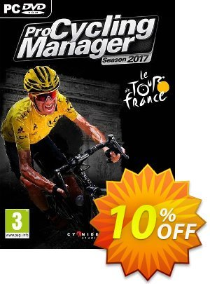 Pro Cycling Manager 2017 PC Coupon discount Pro Cycling Manager 2017 PC Deal. Promotion: Pro Cycling Manager 2017 PC Exclusive Easter Sale offer for iVoicesoft