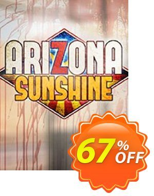 Arizona Sunshine VR PC Coupon, discount Arizona Sunshine VR PC Deal. Promotion: Arizona Sunshine VR PC Exclusive offer for iVoicesoft
