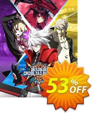 BlazBlue: Cross Tag Battle PC Coupon discount BlazBlue: Cross Tag Battle PC Deal. Promotion: BlazBlue: Cross Tag Battle PC Exclusive Easter Sale offer for iVoicesoft