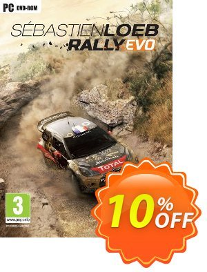 Sébastien Loeb Rally EVO PC Coupon, discount Sébastien Loeb Rally EVO PC Deal. Promotion: Sébastien Loeb Rally EVO PC Exclusive Easter Sale offer for iVoicesoft