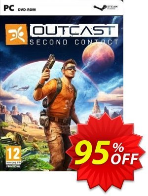 Outcast Second Contact PC discount coupon Outcast Second Contact PC Deal - Outcast Second Contact PC Exclusive Easter Sale offer for iVoicesoft