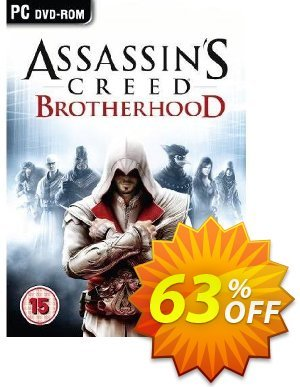 Assassin's Creed Brotherhood (PC) Coupon discount Assassin's Creed Brotherhood (PC) Deal. Promotion: Assassin's Creed Brotherhood (PC) Exclusive Easter Sale offer for iVoicesoft