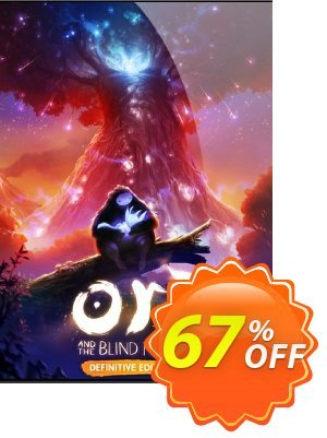 Ori and the Blind Forest Definitive Edition PC 프로모션 코드 Ori and the Blind Forest Definitive Edition PC Deal 프로모션: Ori and the Blind Forest Definitive Edition PC Exclusive Easter Sale offer for iVoicesoft