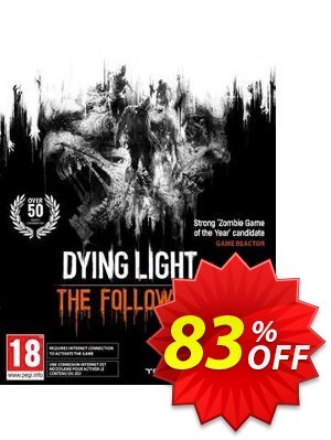 Dying Light: The Following Expansion Pack PC discount coupon Dying Light: The Following Expansion Pack PC Deal - Dying Light: The Following Expansion Pack PC Exclusive Easter Sale offer for iVoicesoft