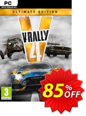 V-Rally 4 Ultimate Edition PC Coupon discount V-Rally 4 Ultimate Edition PC Deal. Promotion: V-Rally 4 Ultimate Edition PC Exclusive Easter Sale offer for iVoicesoft