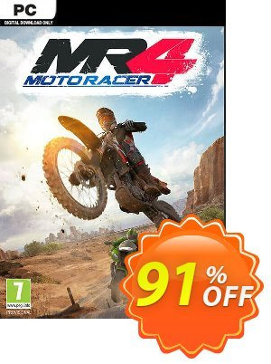 Moto Racer 4 PC discount coupon Moto Racer 4 PC Deal - Moto Racer 4 PC Exclusive Easter Sale offer for iVoicesoft