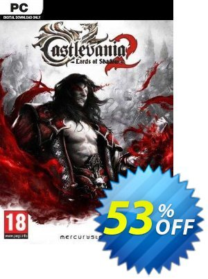 Castlevania: Lords of Shadow 2 PC Coupon, discount Castlevania: Lords of Shadow 2 PC Deal. Promotion: Castlevania: Lords of Shadow 2 PC Exclusive Easter Sale offer for iVoicesoft