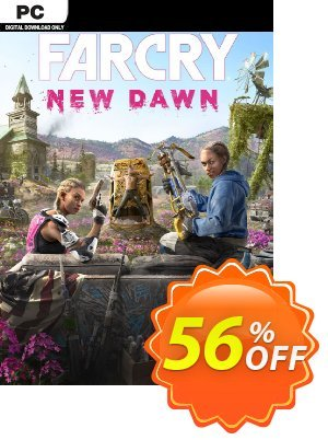 Far Cry New Dawn PC + DLC discount coupon Far Cry New Dawn PC + DLC Deal - Far Cry New Dawn PC + DLC Exclusive Easter Sale offer for iVoicesoft