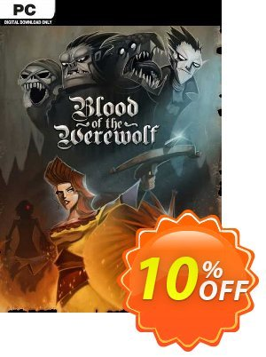 Blood of the Werewolf PC Coupon discount Blood of the Werewolf PC Deal. Promotion: Blood of the Werewolf PC Exclusive Easter Sale offer for iVoicesoft
