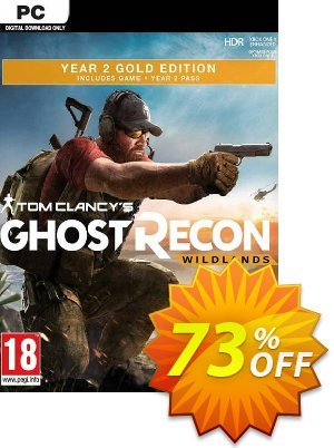 Tom Clancy's Ghost Recon Wildlands Gold Edition (Year 2) PC Coupon discount Tom Clancy's Ghost Recon Wildlands Gold Edition (Year 2) PC Deal. Promotion: Tom Clancy's Ghost Recon Wildlands Gold Edition (Year 2) PC Exclusive Easter Sale offer for iVoicesoft